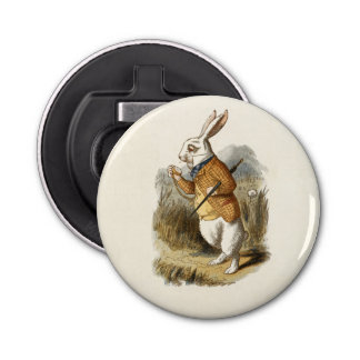 The White Rabbit Bottle Opener