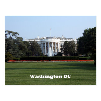 The Whitehouse Postcard