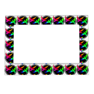 The Whole of the Rainbow Gay Wedding Gift Frame Magnetic Photo Frames