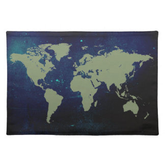 The Whole World American MoJo Placemat