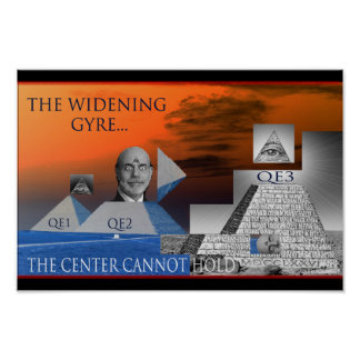 The Widening Gyre Poster