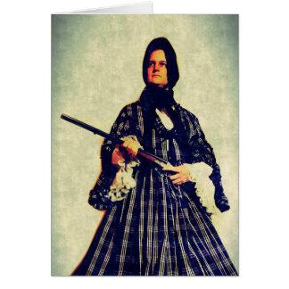 the widow card