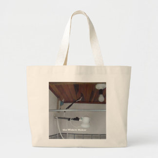 the widow maker large tote bag
