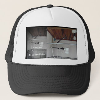 the widow maker trucker hat