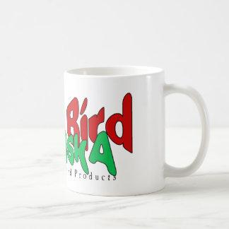 The Wild Bird Alaska Coffee Mug