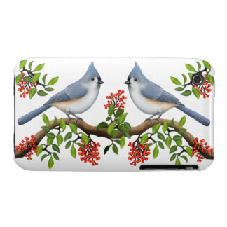The Wild Tufted Titmouse Birds Case-Mate Case iPhone 3 Cover
