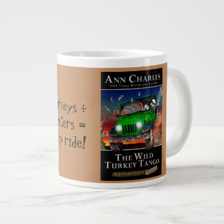 The Wild Turkey Tango jumbo mug