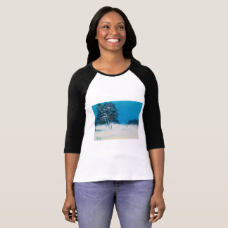 The wind which freezes T-Shirt