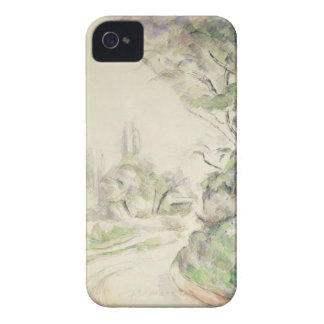 The Winding Road, c.1900-06 (w/c on paper) Case-Mate iPhone 4 Case