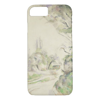 The Winding Road, c.1900-06 (w/c on paper) iPhone 7 Case