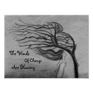 The Winds of Change Poster