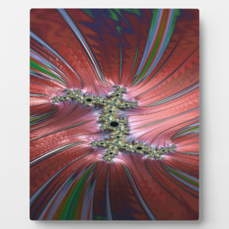 The winds of lost time fractal plaque
