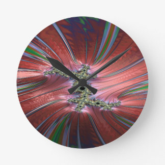 The winds of lost time fractal round clock