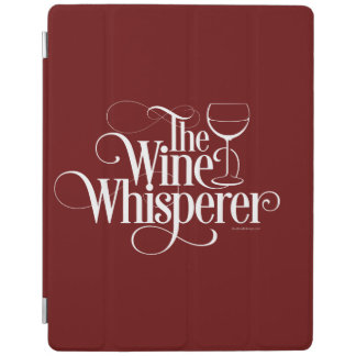 The Wine Whisperer iPad Cover