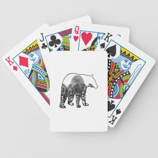 The Winter Haven Bicycle Playing Cards