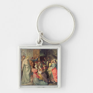 The Wise and Foolish Virgins Keychains
