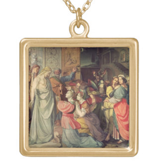 The Wise and Foolish Virgins Custom Necklace