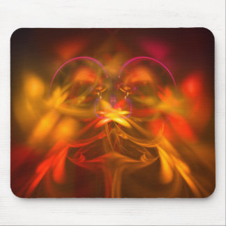 The Wise Elder Mouse Pad