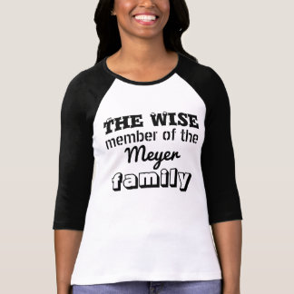 The Wise Member of the Family T-Shirt