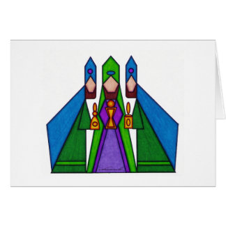 The Wise Men Card