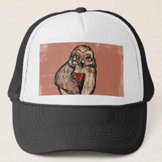 THE WISE OWLS TRUCKER HAT