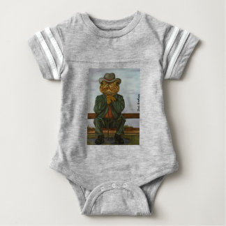 The Wise Toad Baby Bodysuit