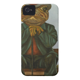 The Wise Toad iPhone 4 Cover