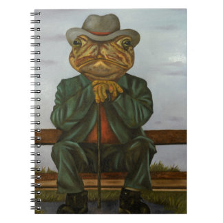 The Wise Toad Notebook