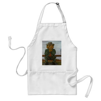 The Wise Toad Standard Apron