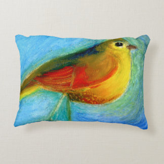 The Wishing Bird 2012 Decorative Cushion