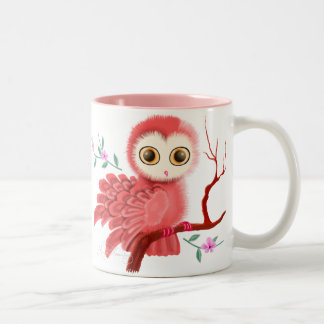 The Wistful Owl Collector Mug by AngelArtiste