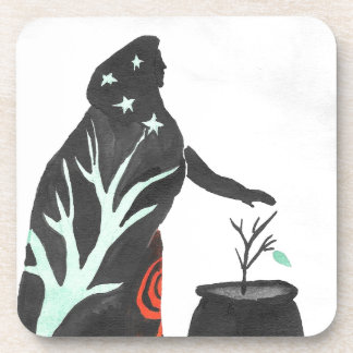 The Witch And Her Cauldron Coaster
