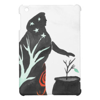 The Witch And Her Cauldron Cover For The iPad Mini