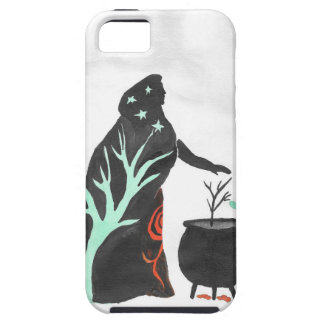 The Witch And Her Cauldron iPhone 5 Cover