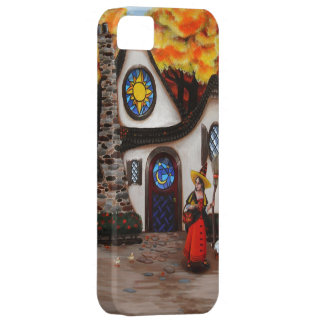 The Witch and her Geese iPhone 5 Case