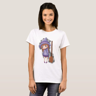 the witch girl. T-Shirt