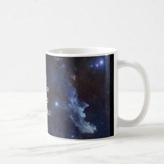 The Witch Head Nebula Basic White Mug