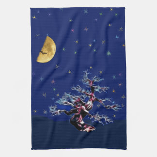 The Witch Tree American MoJo Kitchen Towel