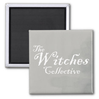 The Witches Collective Square Magnet