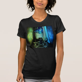 The Witches Room Ladies Dark Basic T-Shirt