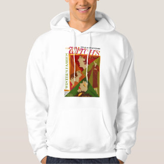 The Witch's Friend November Magazine Hoodie