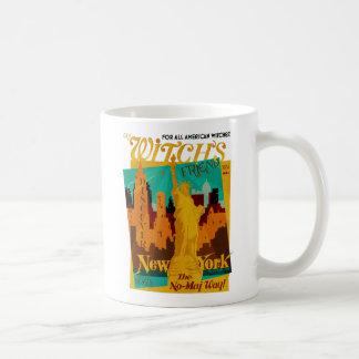 The Witch's Friend September Magazine Coffee Mug