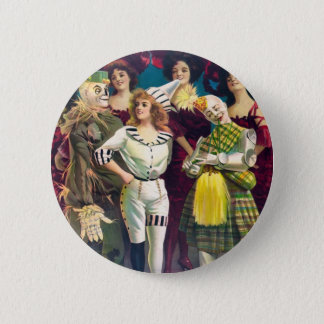 The Wizard of Oz 6 Cm Round Badge