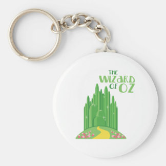 The Wizard of Oz Key Ring