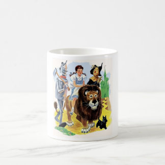 The Wizard of Oz Map Rare Mug