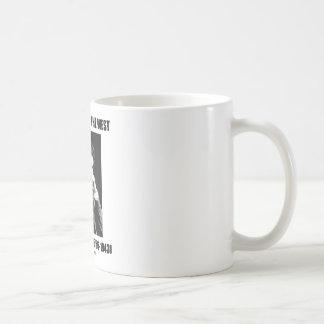 The Wizard Of The West (Nikola Tesla) Coffee Mugs