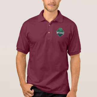 The Wizard of WASD Polo Shirt