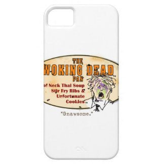 The Woking Dead fun caricature, check the spelling iPhone 5 Cover