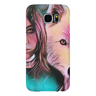The Wolf Inside Samsung Galaxy S6 Cases