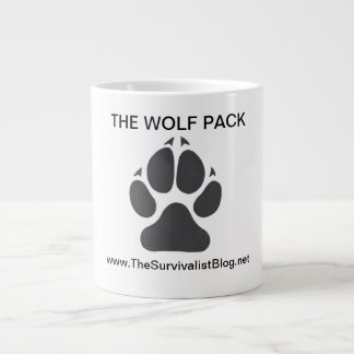 The Wolf Pack Coffee Mug